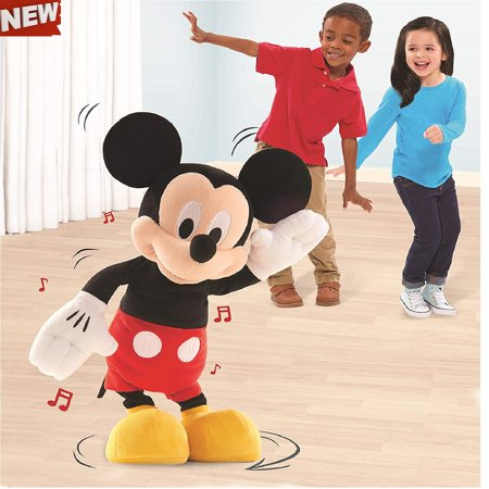 Disney Halloween Sing Along (Item Disney Just Play Hot Diggity Dancing Mickey Plush Sings, Talks and)