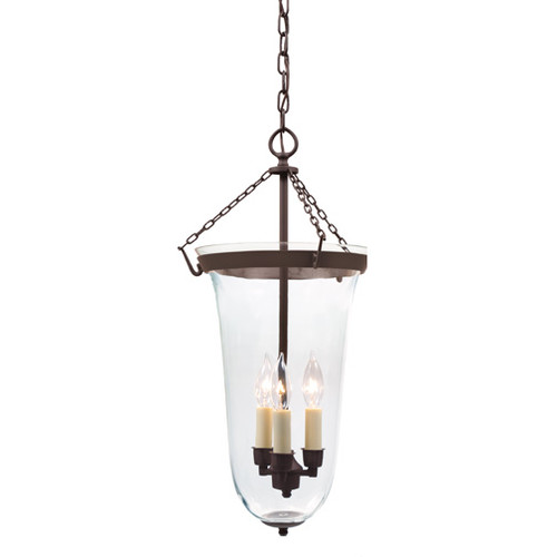 JVI Designs 3 Light Outdoor Hanging Lantern by JV Imports