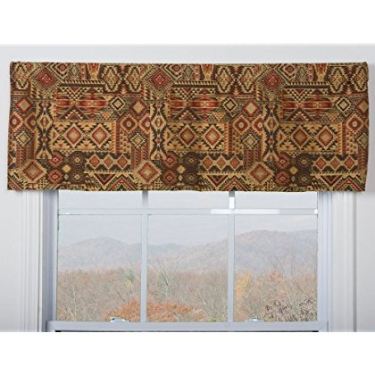 Victor Mill El Paso Tailored Valance (Victor Mall)