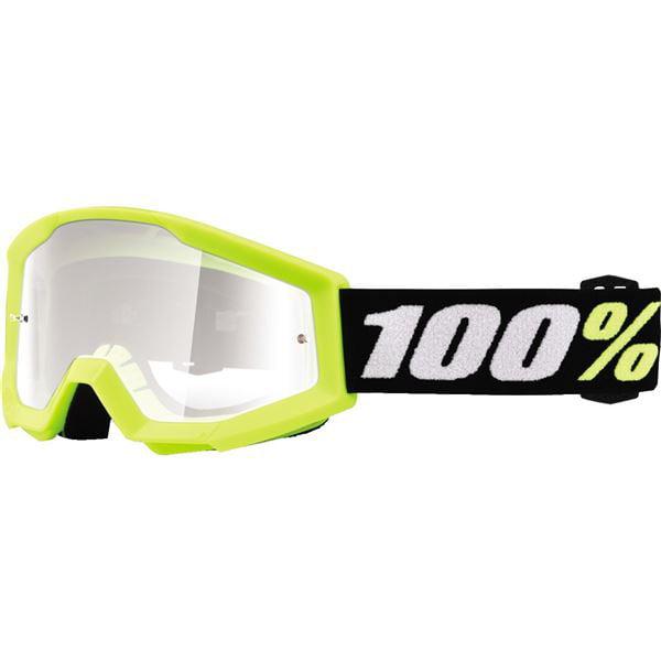 100% Percent Youth Strata Mini Mountain Bike Goggle - 50600