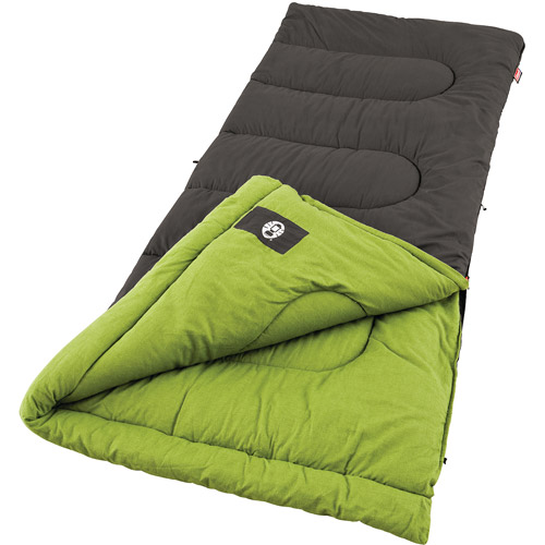 Click here to buy Coleman Duck Harbor 30-Degree Adult Sleeping Bag by COLEMAN.