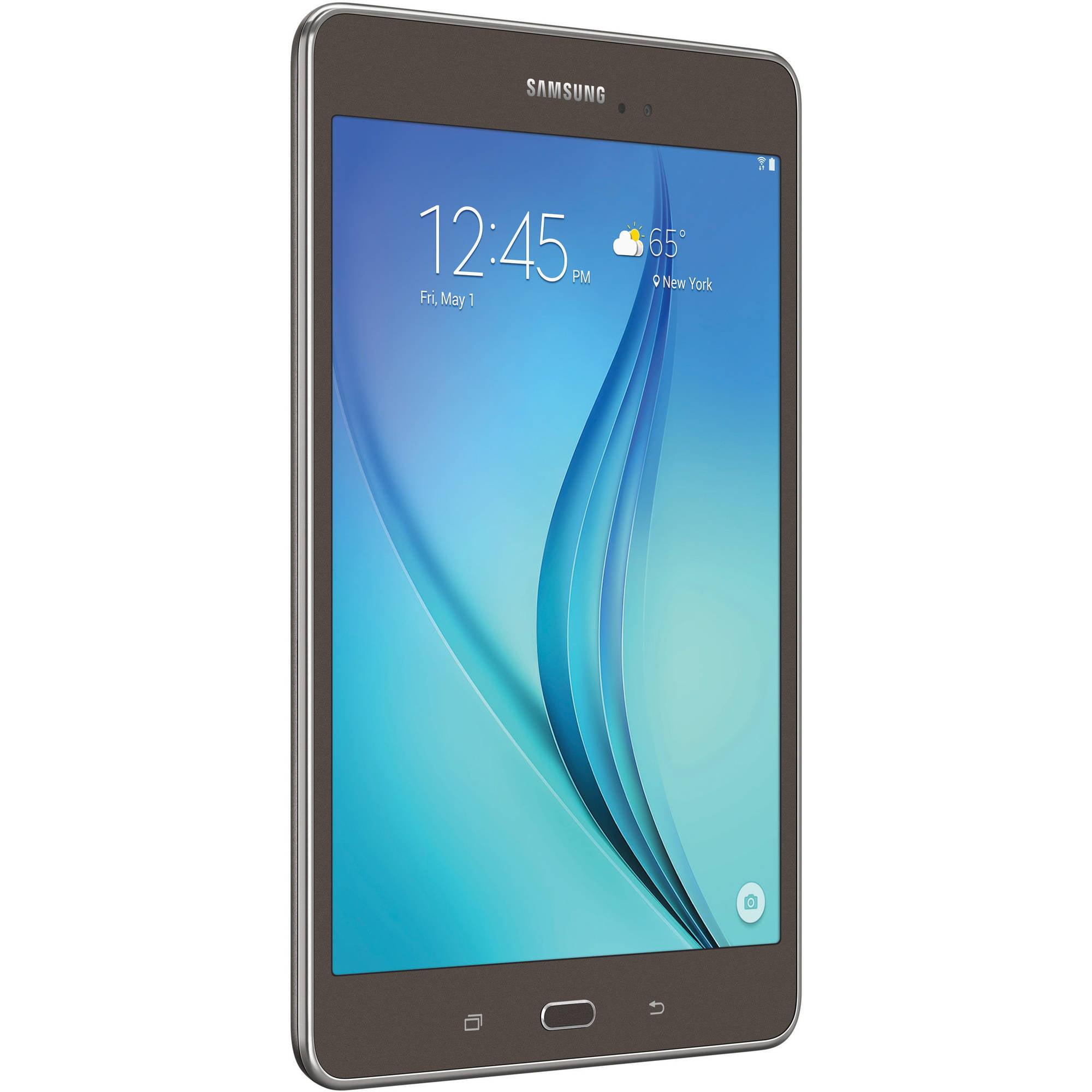 Samsung Galaxy Tab A 8 Tablet 16gb Smoky Titanium Refurbished Asoftcase S8 Plus
