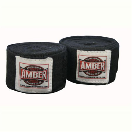 "Image of Amber 110"" Aerobic Handwraps"