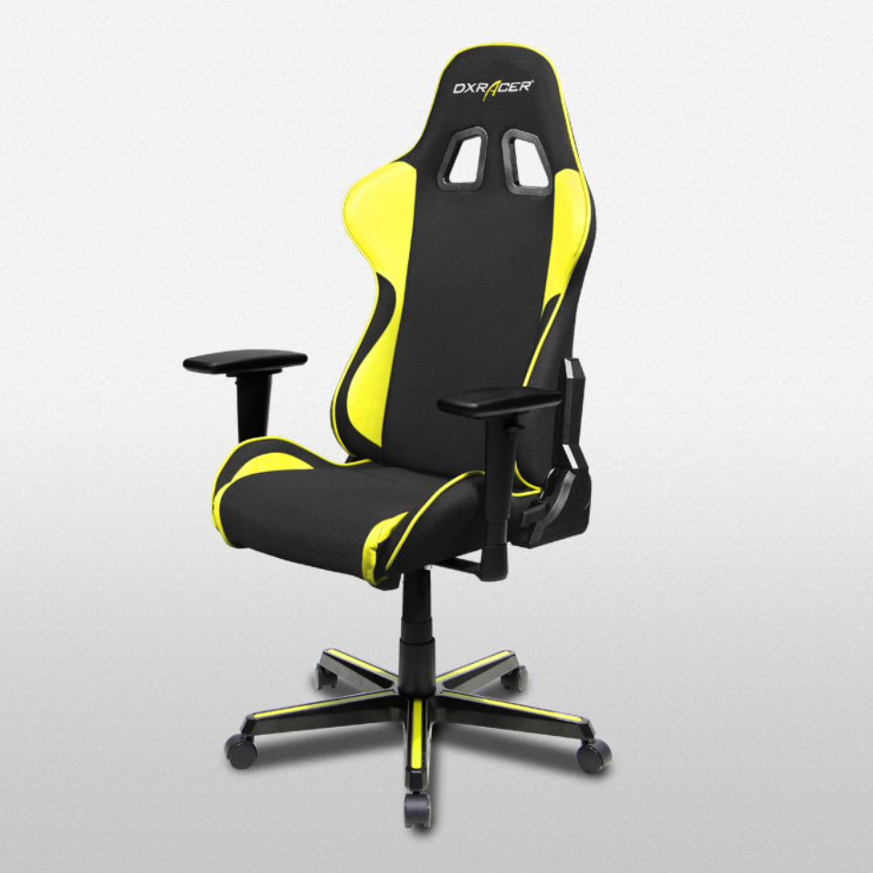 DXRacer Formula Series Black and Yellow - OH/FH11/NY