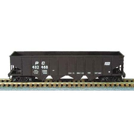N H21a Hopper, PC/Black Body #432393 (Hopper Body)