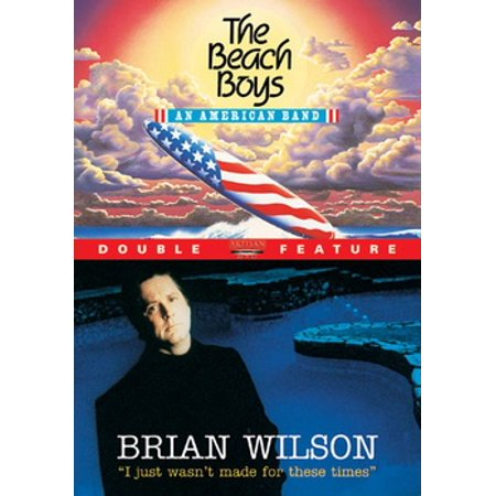 The Beach Boys: An American Band / Brian Wilson: I Just Wasn't Made For These Times (All Star Tribute To Brian Wilson 2001)