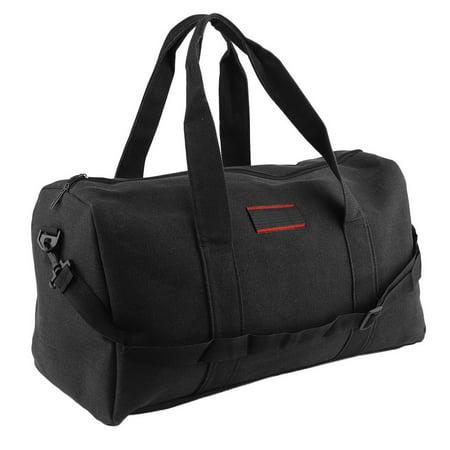 Large Capacity Casual Men S Military Canvas Gym Duffle Shoulder Bag Zipper Luggage  Handbag For Travel Business Sports - Walmart.com e4b7b90b65a9b