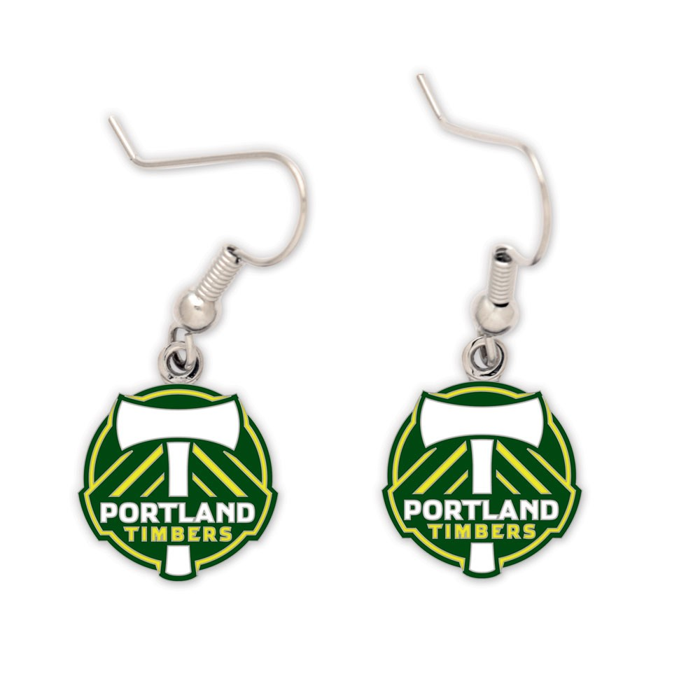 Portland Timbers Official MLS .5 inch  Earrings by Wincraft