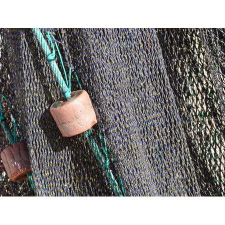 LAMINATED POSTER Rope Fishing Net Fishnet Equipment Fishing Net Poster Print 24 x 36