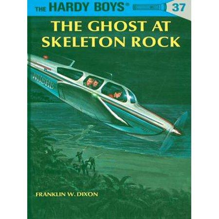 Hardy Boys 37: The Ghost at Skeleton Rock - eBook](Skeleton Boy)