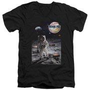Moon Pie The Truth Mens V-Neck Shirt