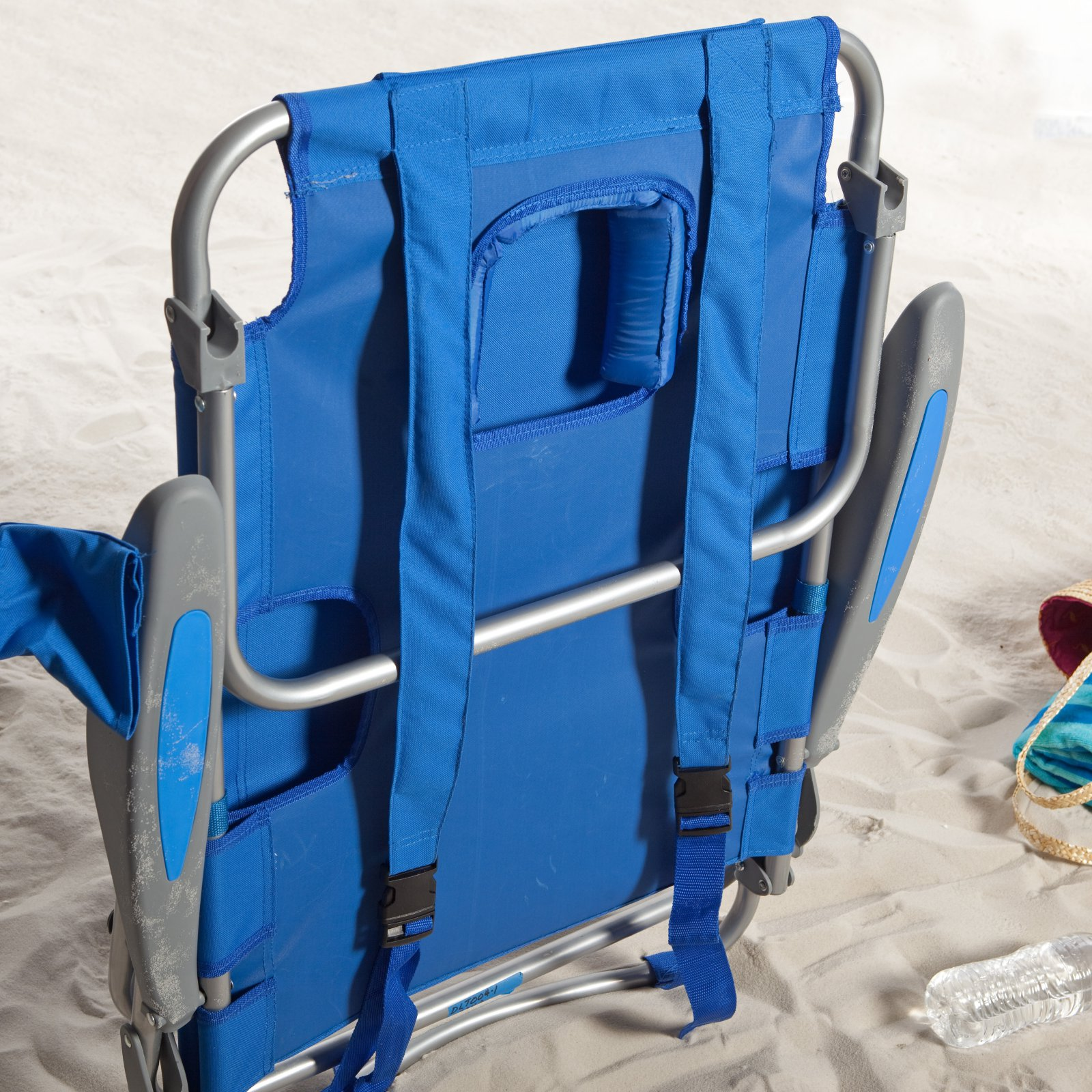 Ostrich Your Back Backpack Beach Chair Walmart