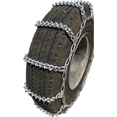 V-Bar Snow Chains 215/70R17.5, 215/70 17.5 Extra Heavy Duty V-Bar Tire Chains - image 2 of 2