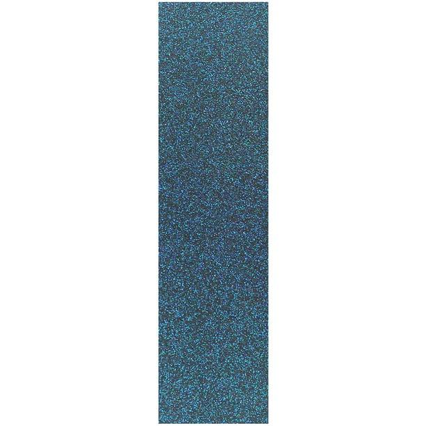 """Fruity Blue Glitter 9/"""" Griptape"""