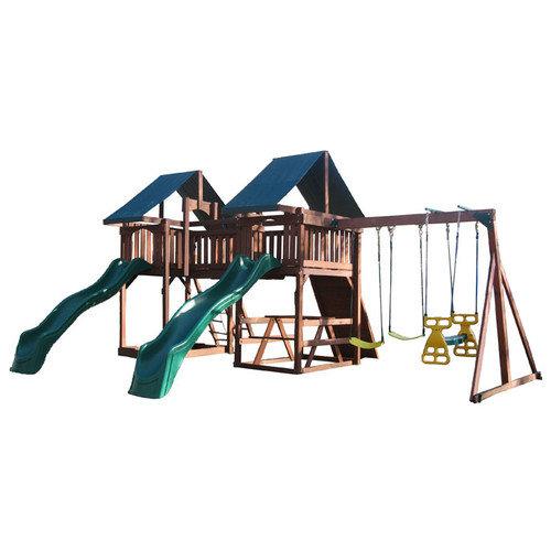 Swing Town Sequoia Swing Set