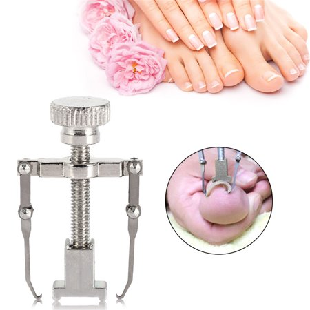 Foot Nails Care Tool Toe Nail Recover Correction Tool Pedicure Toenail Fix for Curing Paronychia Ingrown Toe Nails (Halloween Designs For Toenails)