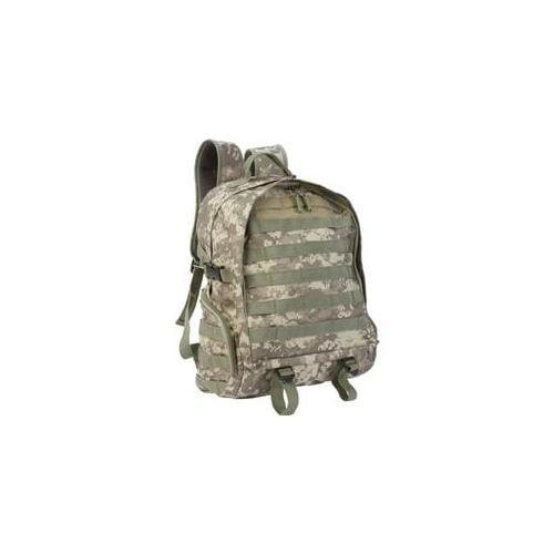 Extreme Pak LUBPADCM Extreme Pak Digital Camo 17 inch Backpack