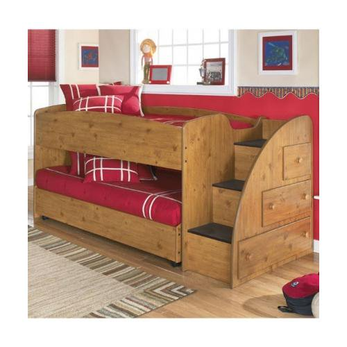 Ashley Pine Twin Bed