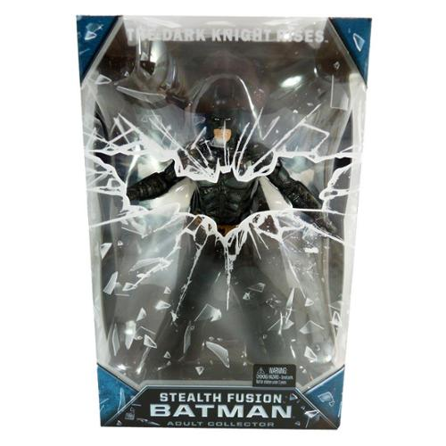 Mattel MAT-X1251-C Batman Dark Knight Rises Stealth Fusion Batman Figure by Mattel