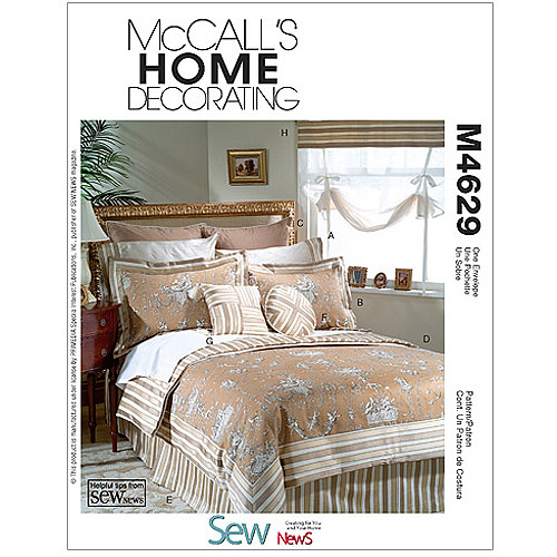 McCall's Bedroom, 1 Size Only
