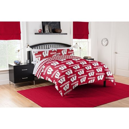 Wisconsin Badgers Bed In A Bag Set