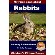 My First Book about Rabbits: Amazing Animal Books - Children's Picture Books - eBook