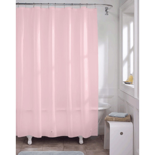 Symple Stuff Heavy Guage Vinyl Single Shower Curtain Liner