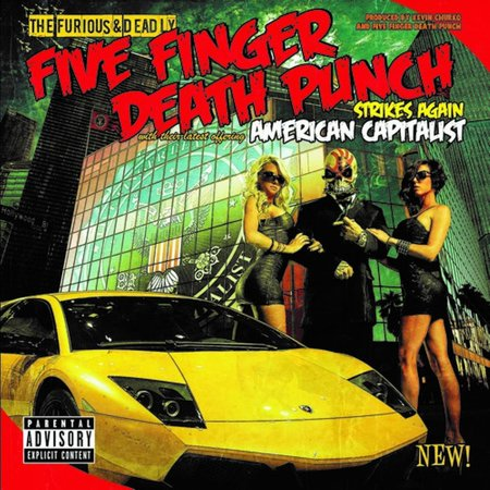 American Capitalist (Vinyl) (explicit)