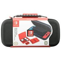 Nintendo Switch Game Traveler Deluxe Travel Case, Black