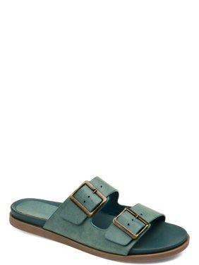 dc55d17e3 Blue Womens Sandals   Flip-flops - Walmart.com