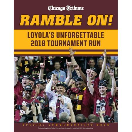 Ramble On : Loyola's Unforgettable 2018 Tournament Run - Glow Run Chicago