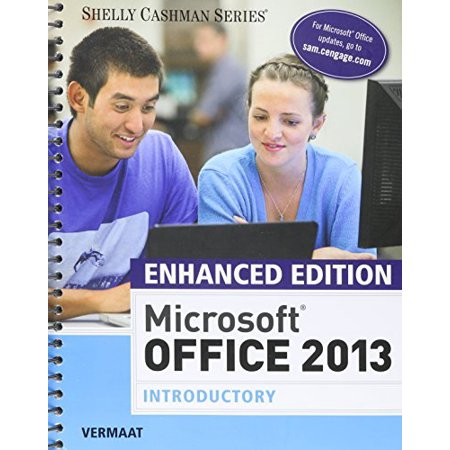 Enhanced Microsoft Office 2013 Introductory (Microsoft Office 2013 Enhanced Editions) by Vermaat