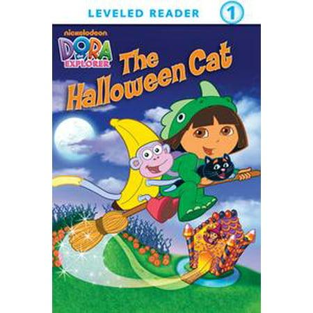 The Halloween Cat (Dora the Explorer) - - Moonlight The Halloween Cat Crafts