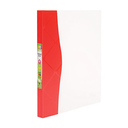 TRUETREND 40 - Pocket Presentation Display Book (Pocket Protectors)