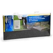 Camco 42925 Wrap Around Rv Step Rug 18 Wide Protects Your