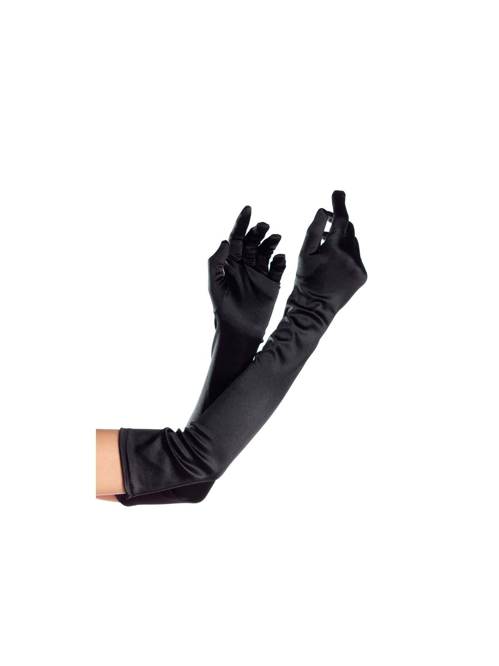 Be Wicked BW8812 Spandex Gloves Black / 21cm