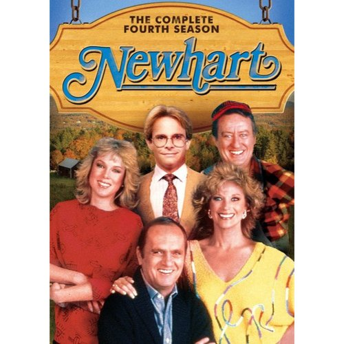 Newhart: Season 4 (Full Frame)
