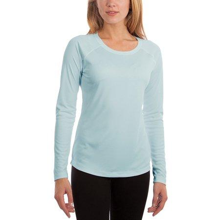(Vapor Apparel Women's UPF 50+ UV (Sun) Protection Long Sleeve Performance Shirt)