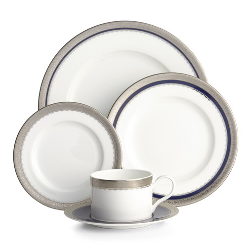Auratic Inc. Neptune 5 Piece Place Setting by