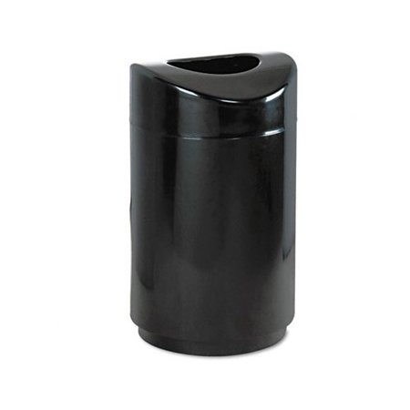 rubbermaid commercial products eclipse receptacle 30 gallon trash can. Black Bedroom Furniture Sets. Home Design Ideas