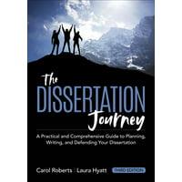The Dissertation Journey (Paperback)