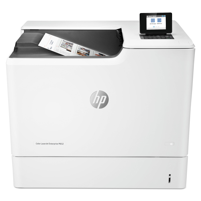 HP Color LaserJet Enterprise M652dn Laser Printer -HEWJ7Z99A