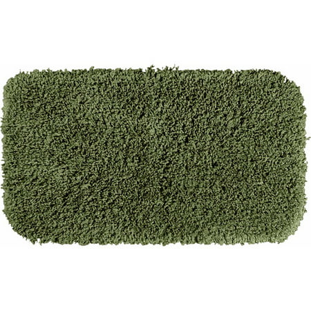 Serendipity Shaggy Nylon Washable Bath Rug