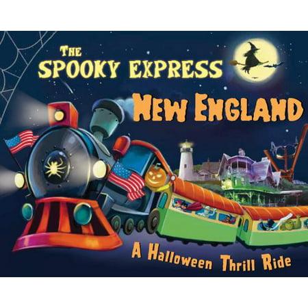 Spooky Express New England, - England Halloween