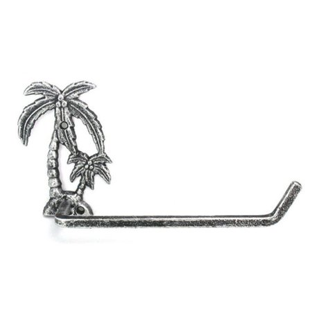 Handcrafted Nautical Decor Palm Tree Wall Mounted Toilet Paper Holder (Decor Toilet)
