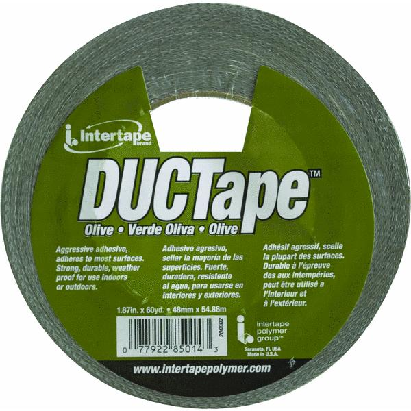 Intertape JobSite DUCTape Duct Tape