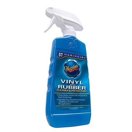 Meguiar's® M5716 Marine/RV Vinyl & Rubber Cleaner & Protectant - 16