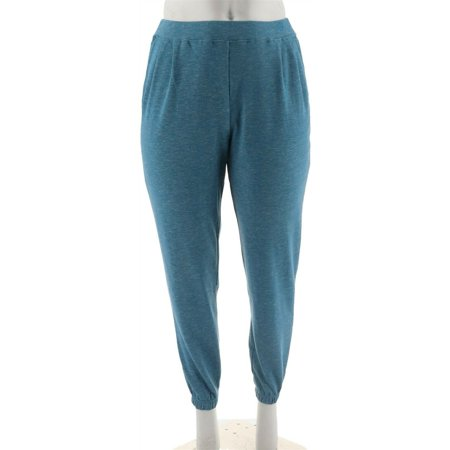 Linea Leisure Louis Dell'Olio French Terry Pants Women's A282492 - image 1 of 5