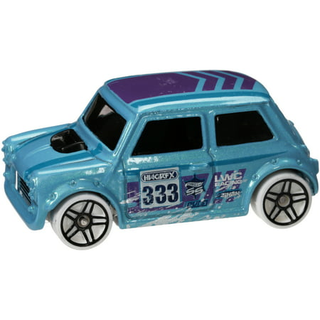 Hot Wheels Snow Stormers Morris MINI Toy Car (Hot Wheel City Cars For Sale)