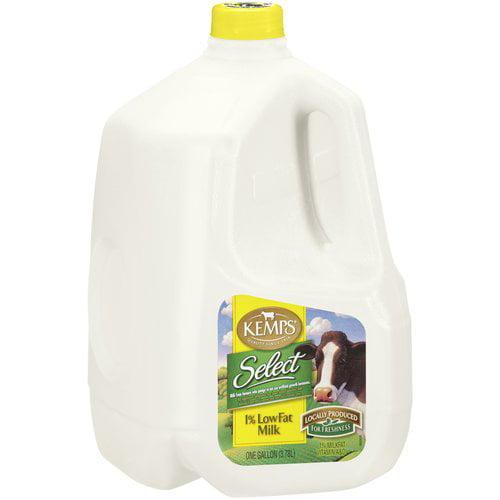 Kemps Select 1% Lowfat Milk, 1 gal